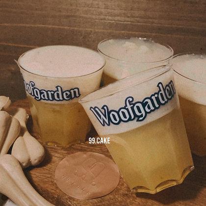 寵物鮮食蛋糕《WOOFGARDEN 不會醉啤酒》
