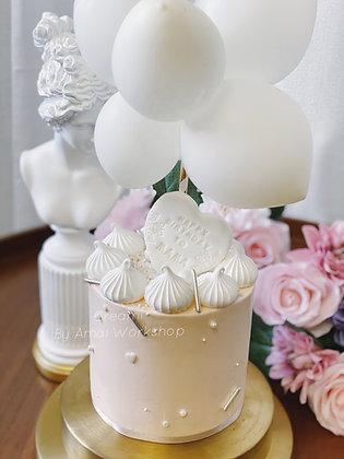 氣球蛋糕 Balloon Cake