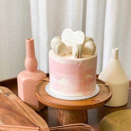馬卡龍蛋糕 Macaron Cake