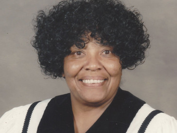 Pastor Geraldine Swagerty