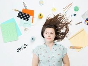 「創造力」與心理治療的關聯?33個提升創造力的方法?