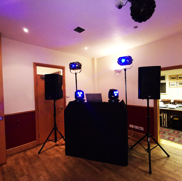 18th disco north yorkshire