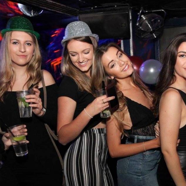 Group Party Celebration