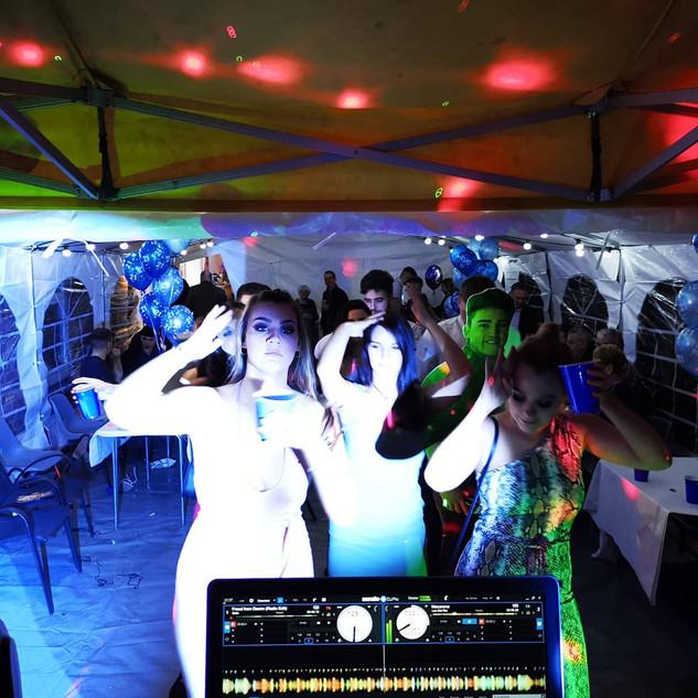 18th party dj
