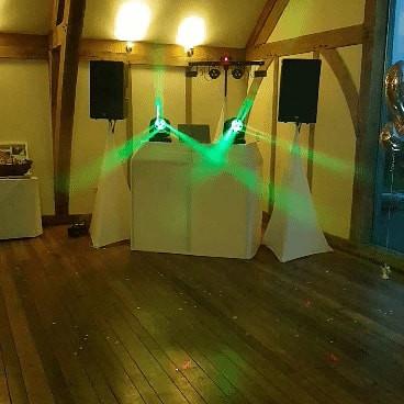 Wedding DJ Hire Yorkshire