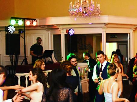 Wedding DJ Hire North Yorkshire