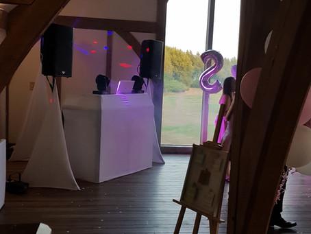 Delightful Wedding Disco North Yorkshire