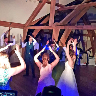 Fun Wedding DJ Discos