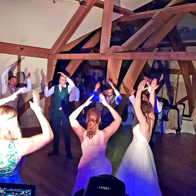 Fun Wedding DJ Discos