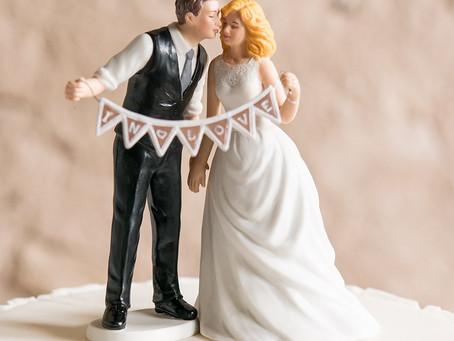 Bye Bye Lockdown - Hello Weddings!