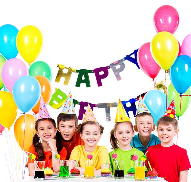 Happy Birthday Childrens Disco
