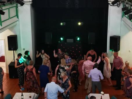Wedding DJ Hire & Event DJ Hire North and West Yorkshire.