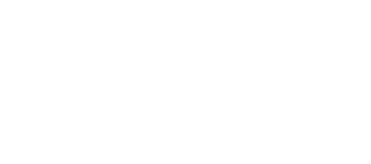 The Autism Nation Logo in White