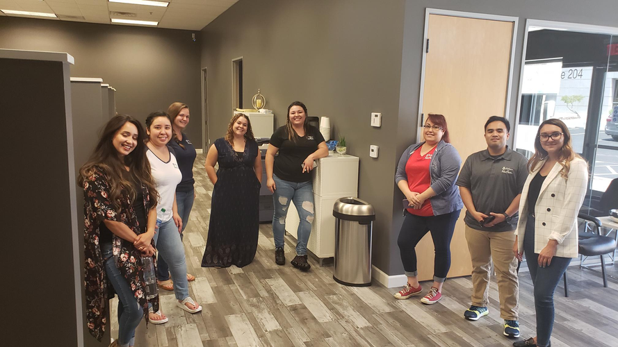 Our awesome Phoenix and Tucson office team members.