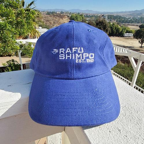 Rafu Cap •  Blue