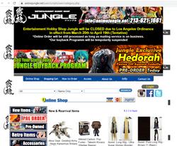 anime jungle