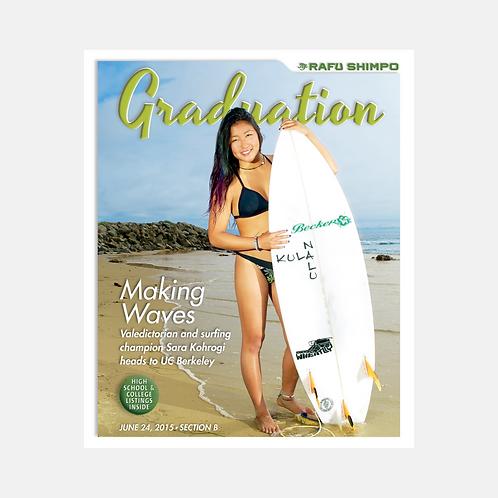 Graduation 2015 Issue