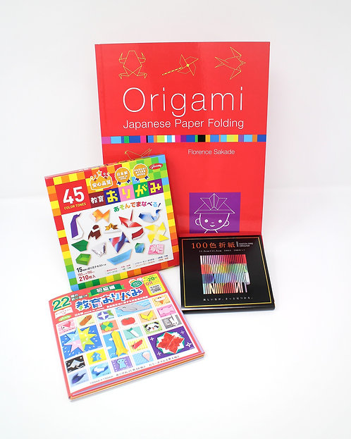 Let's Learn Origami Package