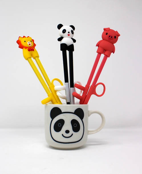 Let's Use Chopsticks for Kids - A Package