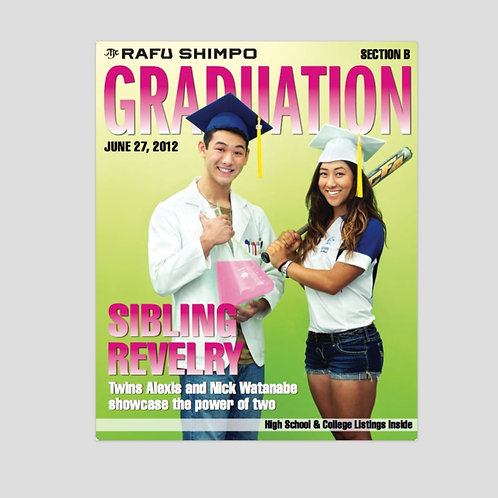 Graduation 2012 Issue