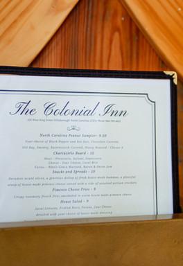 The Colonial Inn Hillsborough Bar