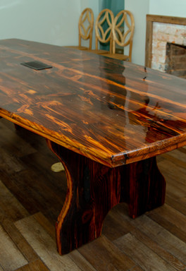 The Colonial Inn 9ft Conference Table