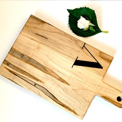 Wormy Maple Charcuterie Board