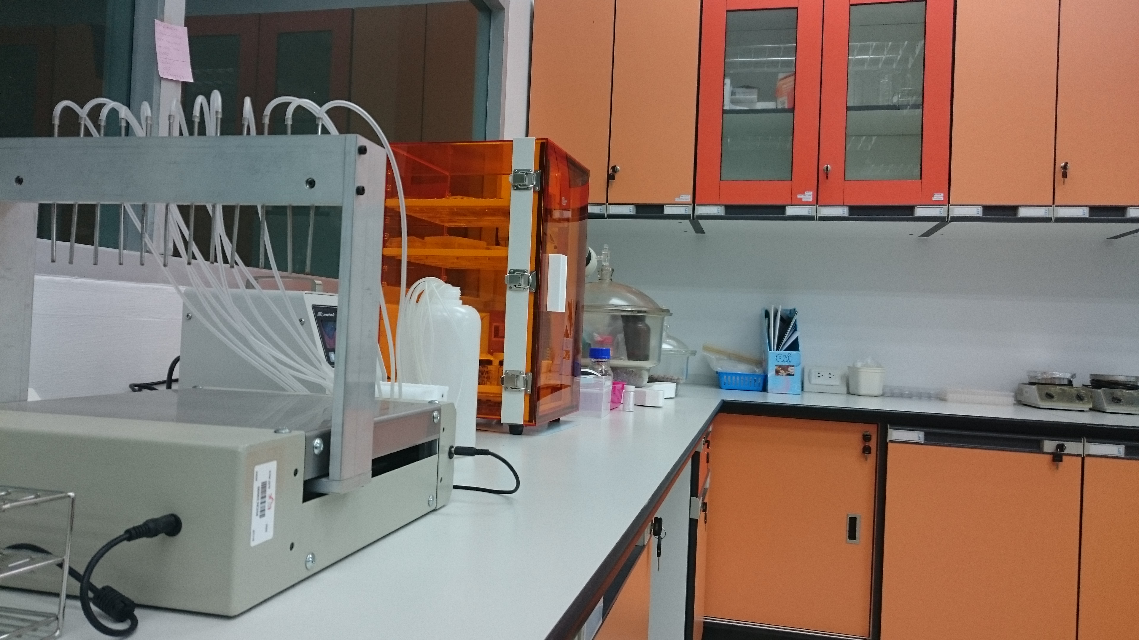 Lab Space II
