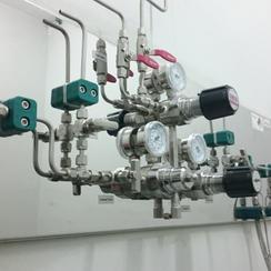 Fully function innert gas system