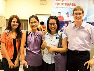 PhD student conduct research training at Monash University