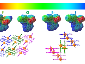 New publication on crystal engineering
