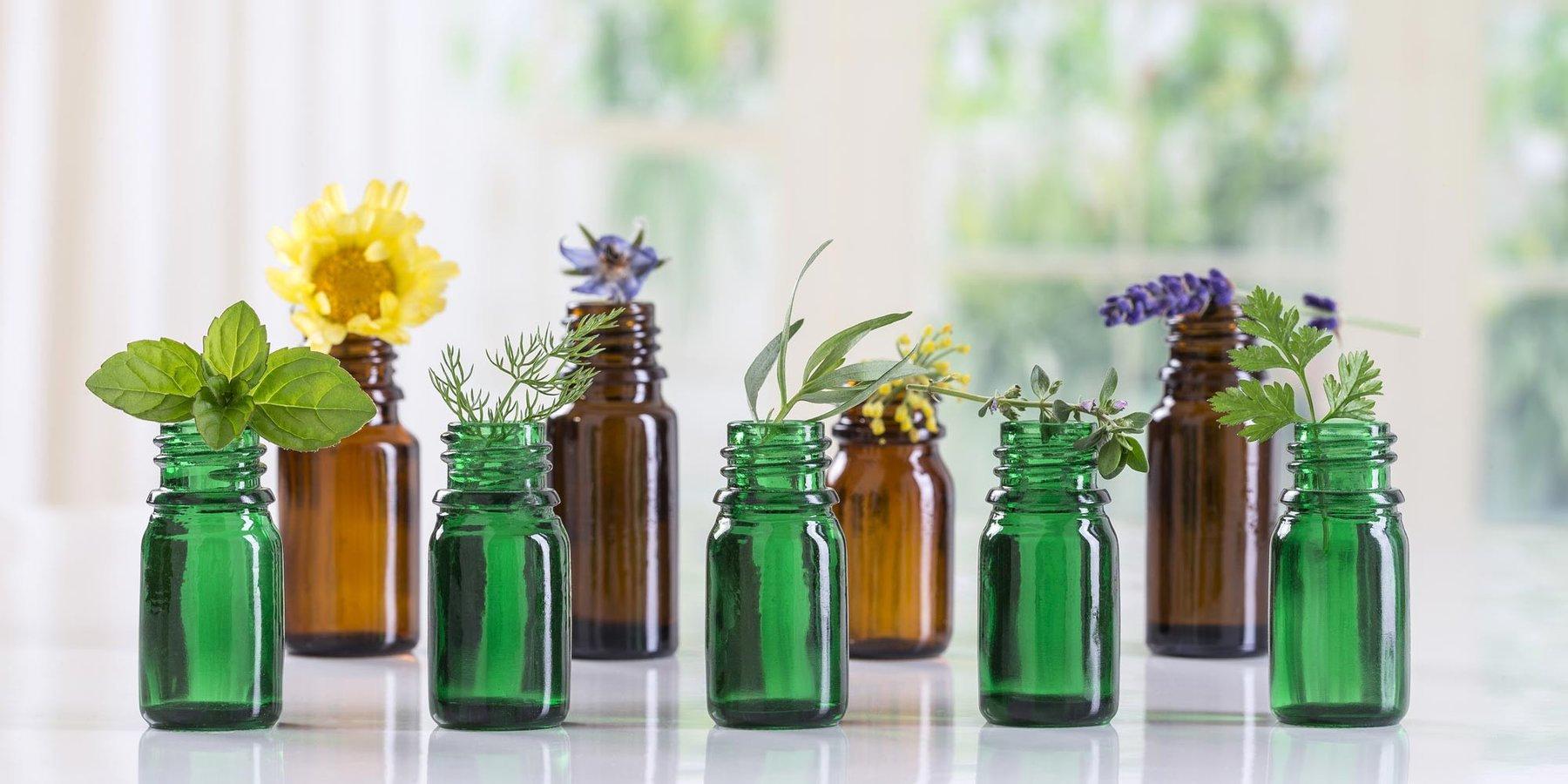 Custom Flower Essence Remedy
