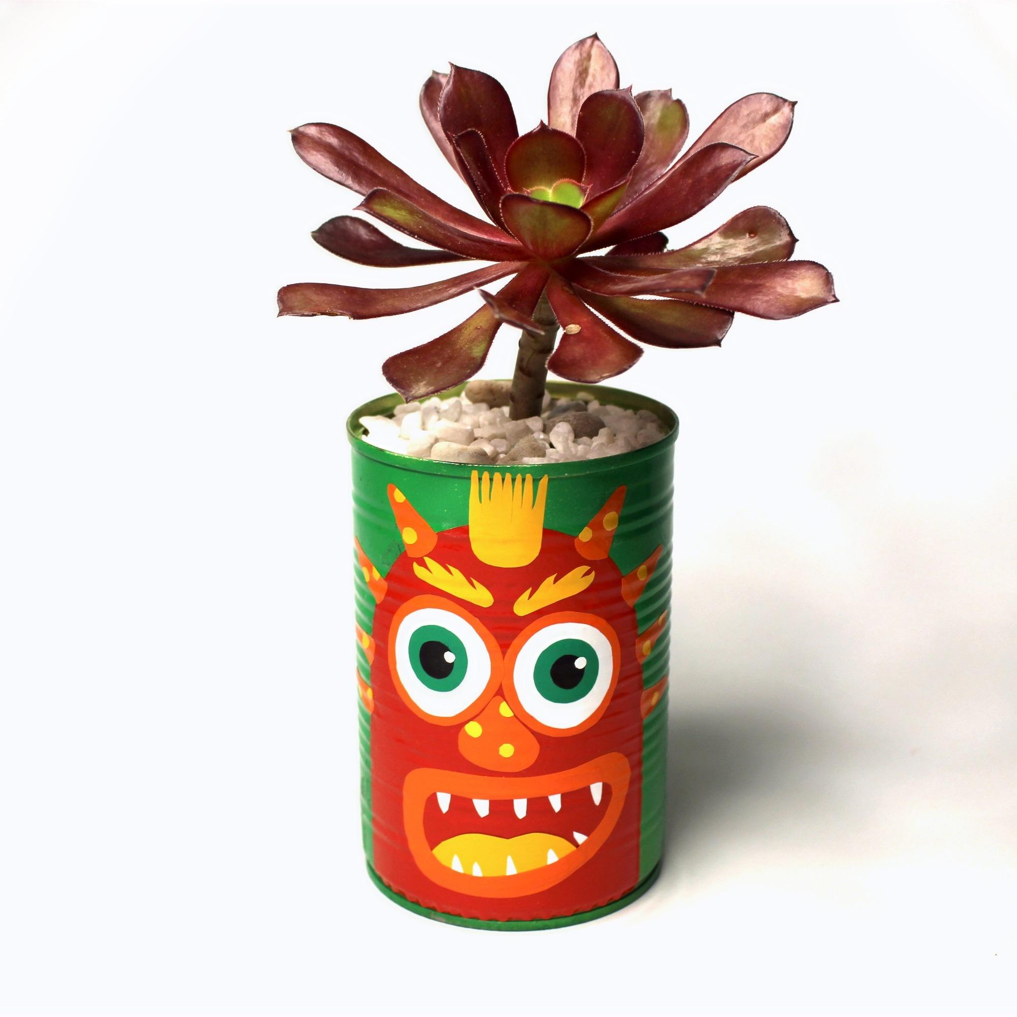 Monster Pots