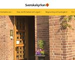 Länk till Svenska kyrkan Norrfjärden