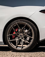 Matte Bronze Corvette wheels