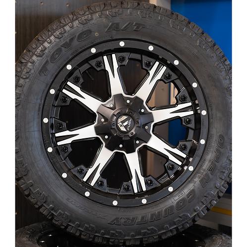FUEL Nutz - GMC/Chev Trucks