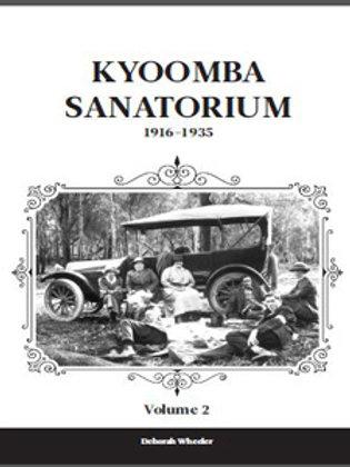 Kyoomba Sanatorium - Vol 2