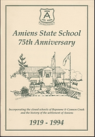 Amiens State School - 75th Anniversary.P