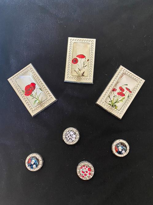 Tin trinkets - small