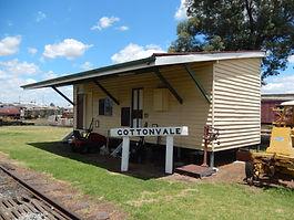Warwick Rail museum_Cottonvale Station_1
