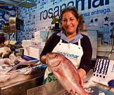 Fish market, Lisbon