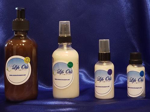 O3 Life Oils MCT Coconut base