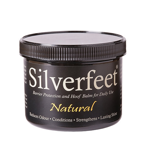 Silverfeet Hoof Balm Natural 400 ml