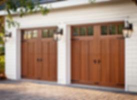 garage door, clopay, canyon ridge collection