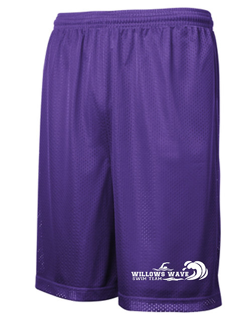 Team Youth Athletic Shorts