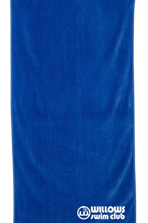 Club Velour Beach Towel