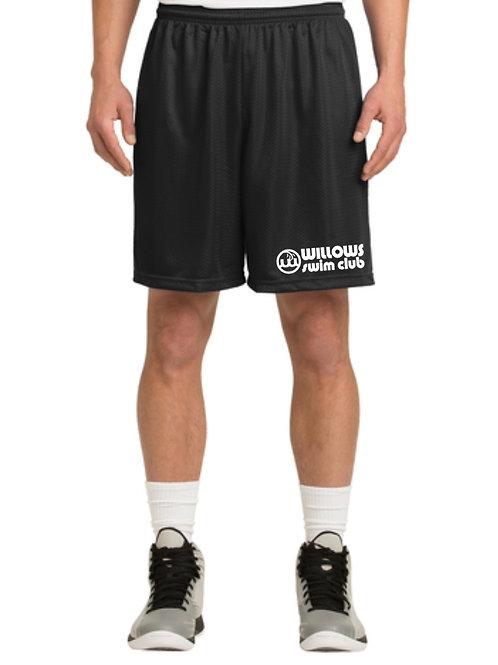Club Adult Athletic Shorts