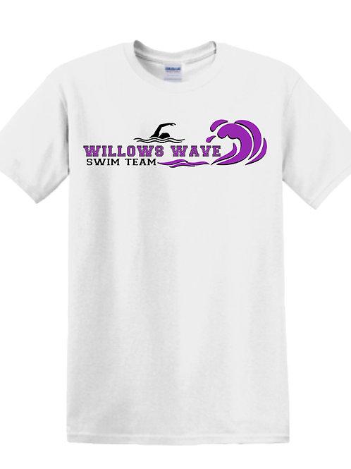 Swim Team T Shirt Unisex