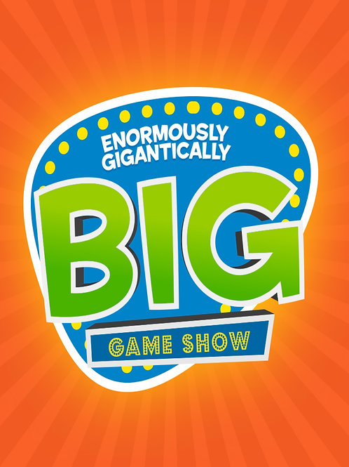 The Enormously Gigantically Big Game Show (worship series)