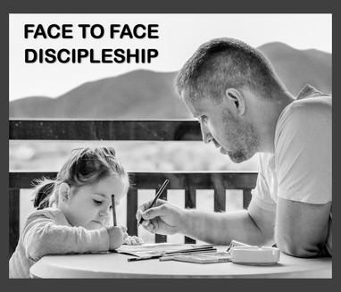 Face to Face Discipleship